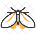 Moth Insect Bug Icon