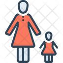 Mother Mum Mama Icon