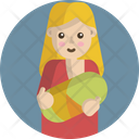Baby Mother Child Icon