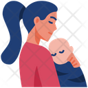 Mother Family Child Icon