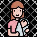 Mother Woman Motherhood Icon