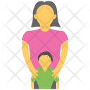Mother Care Icon