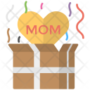 Mother Gift Love Icon