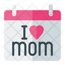Mother Day Woman Day Icon