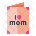 Mother Day Card Card Greeting Icon