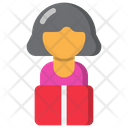 Mother Day Gift Icon