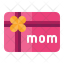 Mother Day Gift Gift Box Icon