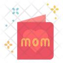 Greeting Card Wishes Icon