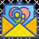Mother Day Invitation Icon