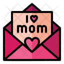 Mother Day Mail Icon