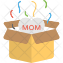 Mother Day Package Icon