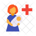 Mother Health Icon