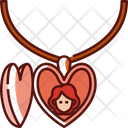 Mother Locket Icon