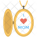 Mother Locket Icon