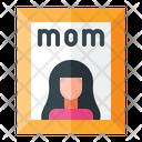 Mother Photo Frame Icon