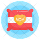 Mother Cushion Pillow Mother Pillow Icon