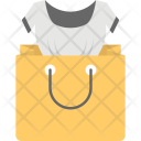 Mother Shopping Frock Icon