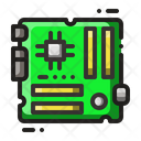 Motherboard Pcb Circuit Board Icon