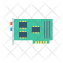 Motherboard Hardware Circuit Icon
