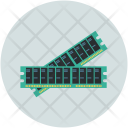 Motherboard Chip Hardware Icon
