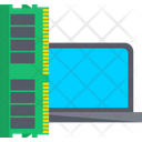 Motherboard Circuit Chip Icon