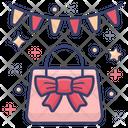 Mothers Day Handbag Purse Icon