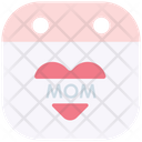 Mothers Day Mom Event Icon