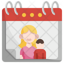 Mothers Day Mother Maternity Icon