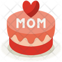 Mothers Day Cake Mothers Day Cake Icon