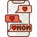 Mothers Day Chat Mothers Day Chat Icon