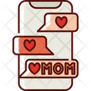 Mothers Day Chat Icon