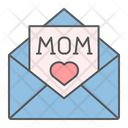Mothers Day Letter Letter For Mother Letter Icon
