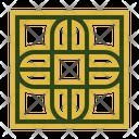 Motif Texture Pattern Icon