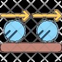 Motion Speed Physics Icon