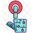 Motion And Manipulation Activated Hand Icon