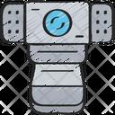 Motion Camera Console Icon