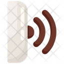 Motion Sensor Motion Detection Displacement Sensor Icon