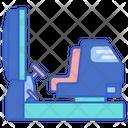 Motion Simulator Icon