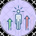 Motivation Success Achievement Icon