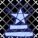Ladder Premium Star Icon