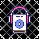 Listening Motivation Audiobook Icon