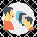 Motivational Speech Mentorship Icon
