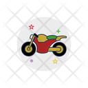 Bike Play Childhood Icon