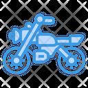 Motocycle Motobike Bike Icon