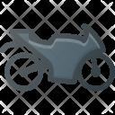 Motocycle Bike Motor Icon