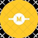 Motor Circuit Icon