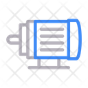 Motor Dynamo Power Icon