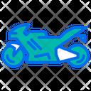 Motor bike Icon