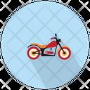 Motor Bike Sports Bike Transport Icon