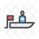 Boat Speed Boat Ship Icon